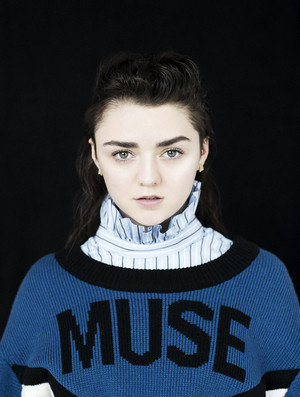 Maisie Williams ~ Highsnobiety ~ Fall/Winter 2017