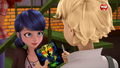 Marinette Dupain-Cheng and Adrien Agreste