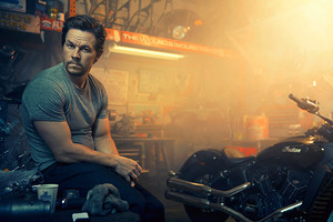 Mark Wahlberg - AdWeek Photoshoot - 2014