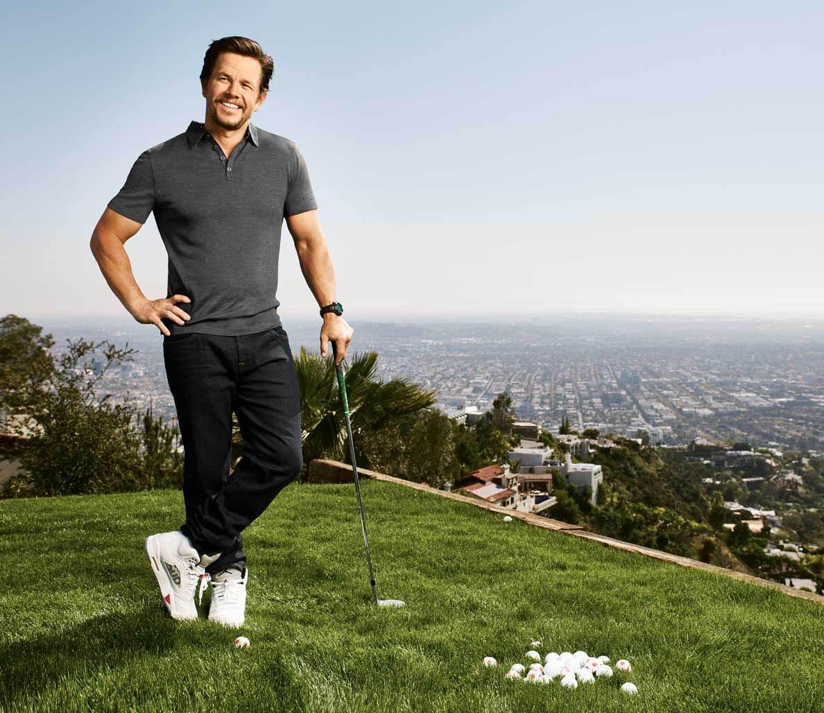 Mark Wahlberg - Men's Fitness Photoshoot - 2016