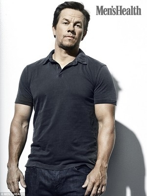 Mark Wahlberg - Men's Health Photoshoot - 2015