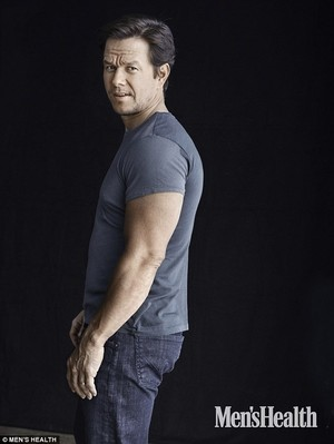 Mark Wahlberg - Men's Health Photoshoot - 2015
