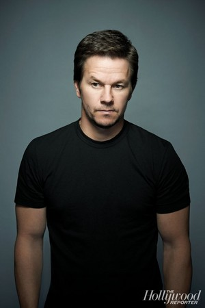 Mark Wahlberg - The Hollywood Reporter Photoshoot - 2013
