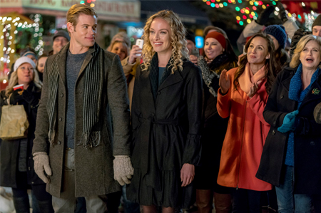 A Very Country Christmas Cast.Marry Me At Christmas Hallmark Movies Photo 40734209