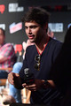 Matthew Daddario at NYCC '17