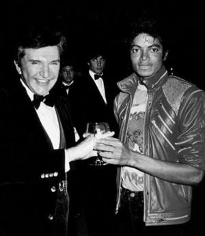 Michael Jackson And Liberace