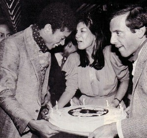 "Michael's ""21st"" Birthday At Studio 54"
