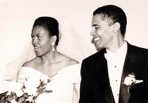 Michelle Barack's Wedding