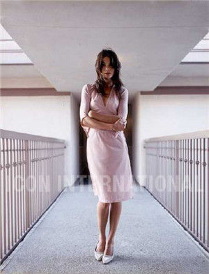 Michelle in Nylon Magazine (2005)