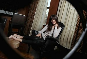Michelle in The Chicago Tribune (2011)