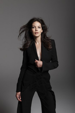 Michelle in Vegas Magazine (2009)