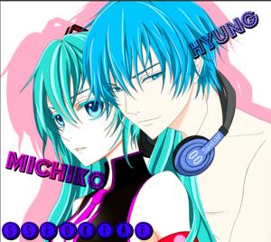 Michiko Unnie & Nico Hyung