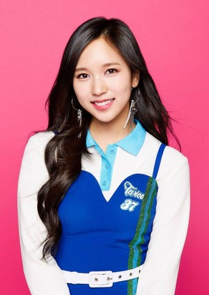 Mina's teaser images for 'One plus Time'