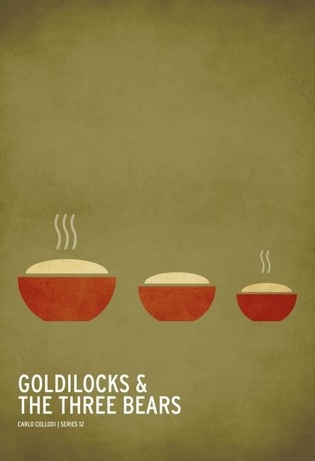 Minimalist Goldilocks and the Three Bears