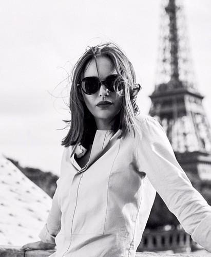 娜塔莉·波特曼 图片 Miss Dior Campaign (2017) HD 壁纸 And Background