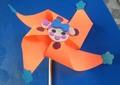 Miss La Sen lucky pinwheel