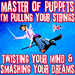 Miss Price + Master of Puppets - bedknobs-and-broomsticks icon