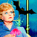 Miss Price vs. Bat - bedknobs-and-broomsticks icon