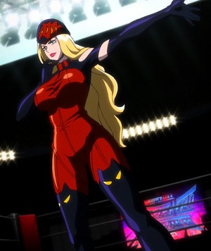 Miss X(Tiger Mask W)
