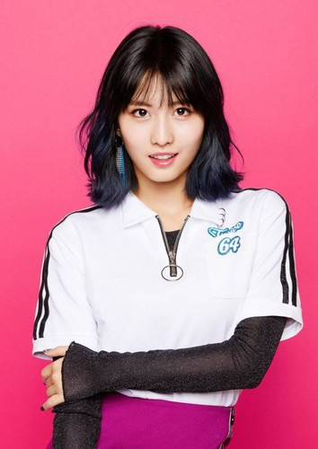 Twice (JYP Ent) پیپر وال entitled Momo teaser تصاویر for 'One مزید Time'