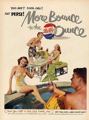 madami Bounce to the Ounce Pepsi Ad