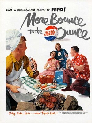 meer Bounce to the Ounce Pepsi Ad