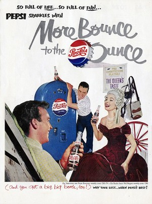 और Bounce to the Ounce Pepsi Ad