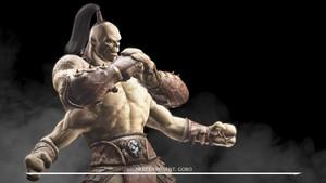 Mortal Kombat XL Goro