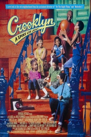 Movie Poster For 1994 Film, Crooklyn