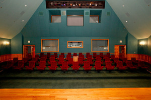 Movie Theater At Neverland Ranch