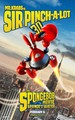 Mr Krabs in SpongeBob Movie: Sponge Out Of Water - spongebob-squarepants wallpaper