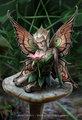 Mushroom Fairy anne stokes 25691687 340 500 - anne-stokes photo