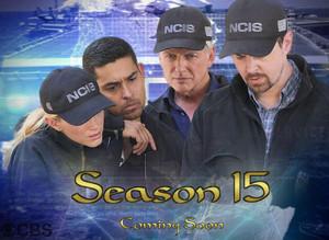 NCIS15 Coming Soon