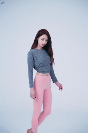 NINE MUSES Kyungri Photoshoot for Jane Court Korea