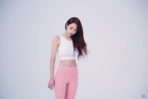 NINE MUSES Kyungri Photoshoot for Jane Court Korea