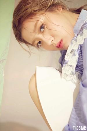Nam Ji Hyun The तारा, स्टार Magazine August Issue '17