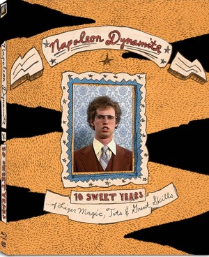 Napoleon Dynamite - 10 Sweet Years Cover