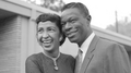 Nat And Second Wife,  Maria  - nat-king-cole photo