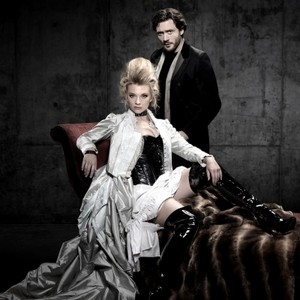 "Natalie Dormer and David Oakes at ""Venus in Fur"" Photoshoot"