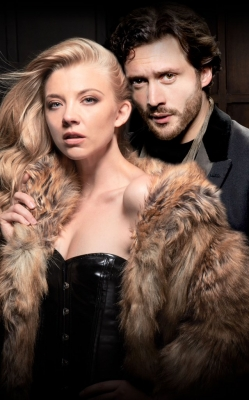 "Natalie Dormer and David Oakes at ""Venus in Fur"" Photoshoot"