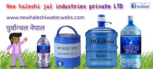 New haleshi drink water