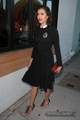 Nina Dobrev arriving at Harpers Bazaar's party - nina-dobrev photo
