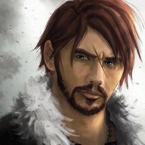 OLD Squall Leonhart AGE 44 YEARS