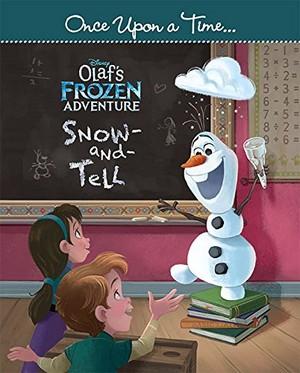 Olaf's फ्रोज़न Adventure Book Covers