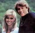 Olivia And And Gibb  - olivia-newton-john photo