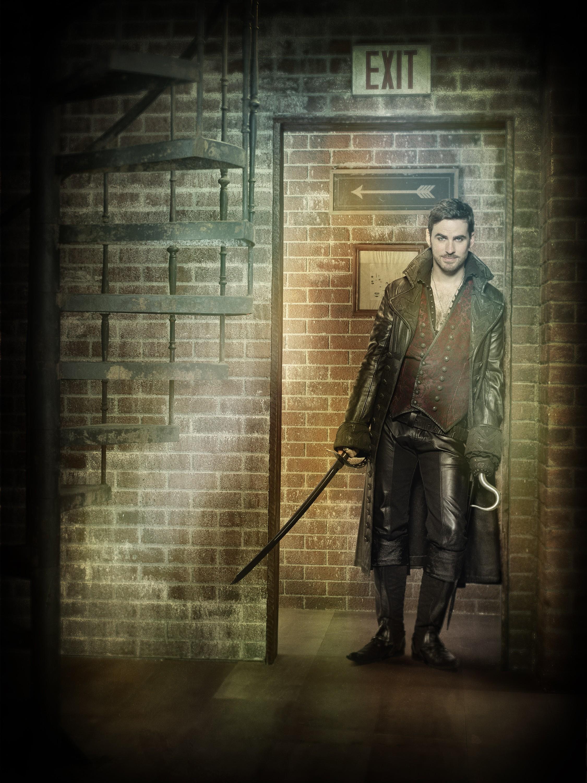 Once Upon a Time Captain Killian 'Hook' Jones Season 7 Official Picture