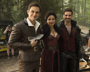 """Once Upon a Time """"The Garden of Forking Paths (7x03) promotional picture"""