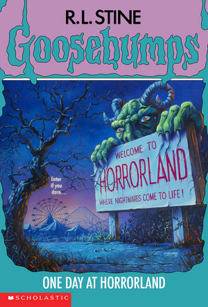 One dia at HorrorLand