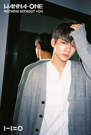 Ong Seong Wu for 'Nothing Without You' teasers