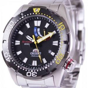 Orient M Force Automatic Power Reserve 200M EL0A001B Mens Watch